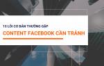 lỗi content facebook