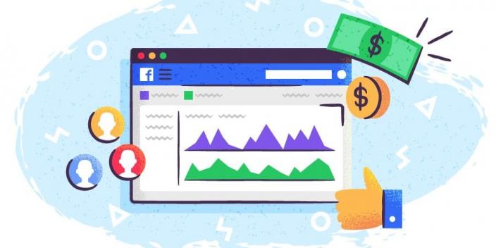 Facebook update giới hạn quảng cáo cho mỗi trang
