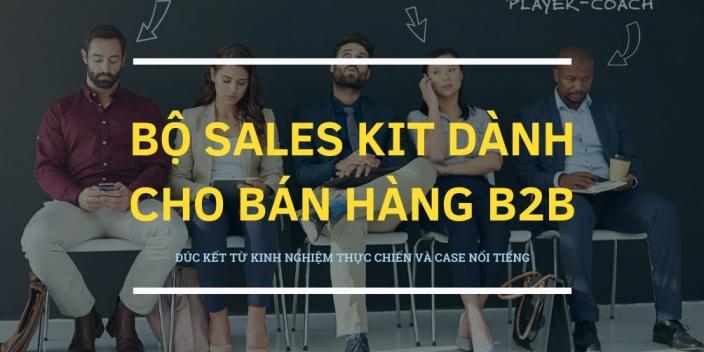 sales kit b2b