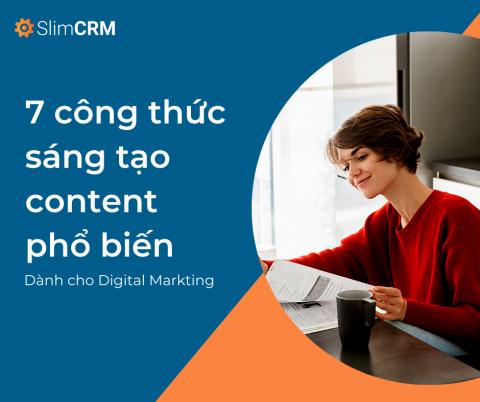 công thức viết content
